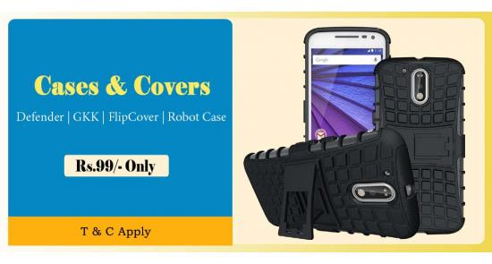 Cases & Covers Yellow