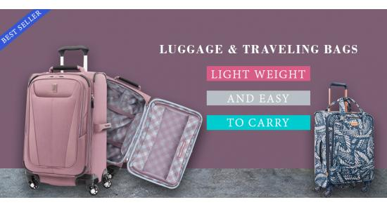 luggage and travel