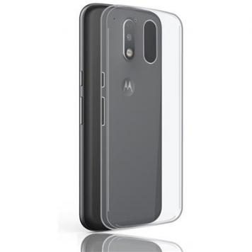 Vivo V5S Ultra Thin 0.3 mm High Quality Clear Transparent Flexible Soft TPU Slim Back Silicone Case Cover by GINT
