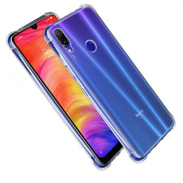 Vivo Y83 Pro Anti Shock Proof Soft Transparent Silicone Boom TPU Back Case Cover [Bumper Corners with Air Cushion Technology] by GINT GetSetStyle