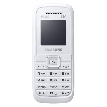 Samsung FM Plus (SM-B110E/D) - White