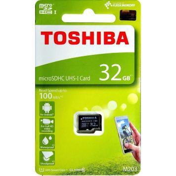 Toshiba Ultra A1 32 GB Class 10 Micro SDHC Memory Card32gb