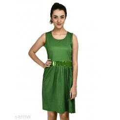 Stylish & Trendy Tops for Girls / Women (Green) by Asli Fashiongreenfree size