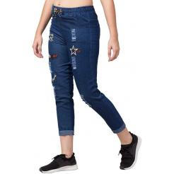Stylish & Comfort Fit Jogger Jeans by American Traders - Dark Bluebluem